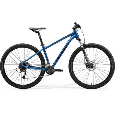 Merida Big.Nine 60-2X 2021 férfi Mountain Bike kék (fekete)