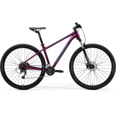 Merida Big.Nine 60-2X 2021 férfi Mountain Bike lila (zöldeskék-kék)