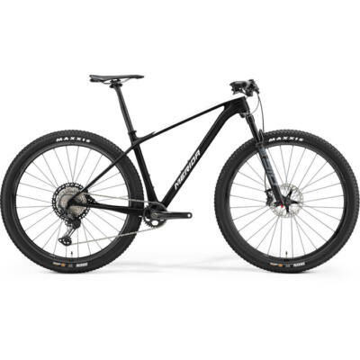 Merida Big.Nine 7000 2021 férfi Mountain Bike fényes gyöngy fehér-matt fekete