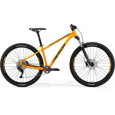 Merida Big.Trail 200 2021 férfi Mountain Bike narancs (fekete)