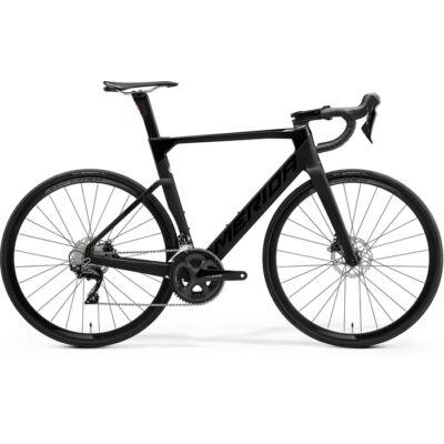 Merida Reacto 4000 2021 férfi Országúti Kerékpár fényes fekete-matt fekete