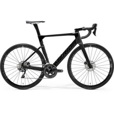 Merida Reacto 6000 2021 férfi Országúti Kerékpár fényes fekete-matt fekete