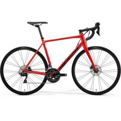 Merida Scultura 400 2021 férfi Országúti Kerékpár aranypiros (szürke)