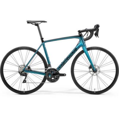 Merida Scultura 4000 2021 férfi Országúti Kerékpár fekete/pávakék