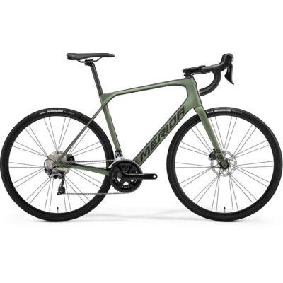 Merida Scultura Endurance 5000 2021 férfi Országúti Kerékpár matt zöld (fekete)