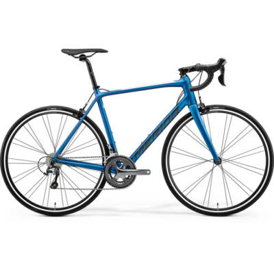 Merida Scultura Rim 300 2021 férfi Országúti Kerékpár selyemkék (szürke)