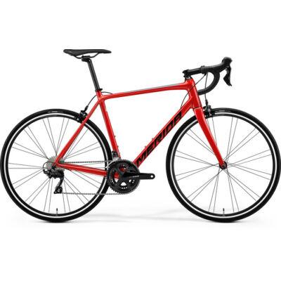Merida Scultura Rim 400 2021 férfi Országúti Kerékpár aranyozott piros (szürke)