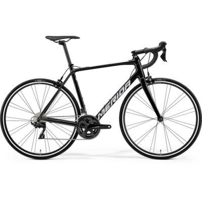 Merida Scultura Rim 400 2021 férfi Országúti Kerékpár metálfekete (ezüst)
