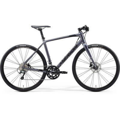 Merida Speeder 300 2021 férfi Fitness Kerékpár antracit (fekete)