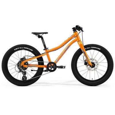 Merida Matts J.20+ 2021 Gyerek Kerékpár metál narancs (kék)