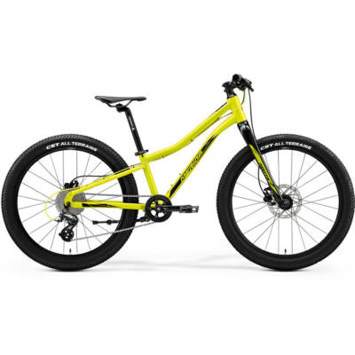 Merida Matts J.24+ 2021 Gyerek Kerékpár sárga (fekete)