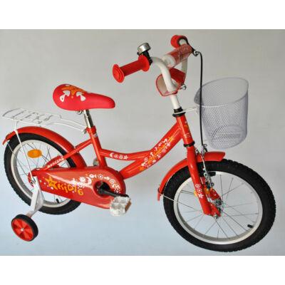 """Trans Montana BMX 16"""" Piros Kid lány gyerek kerékpár"""