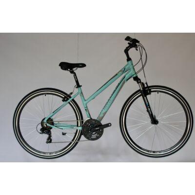 Trans Montana 2.0 Alu. 21seb.agydinamó női Trekking kerékpár celeste