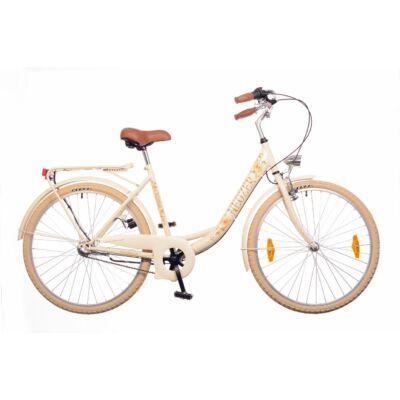 Neuzer Balaton Premium 28 N3 női City Kerékpár krém