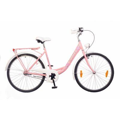 Neuzer Balaton 26 Plus női City Kerékpár rózsa