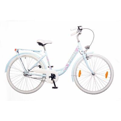Neuzer Balaton Premium 28 1S City Kerékpár babyblue
