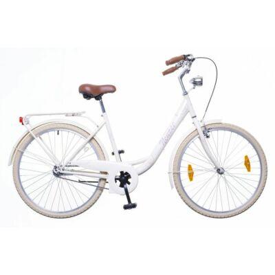 Neuzer Balaton Premium 26 1S női City Kerékpár szürke/kék-narancs