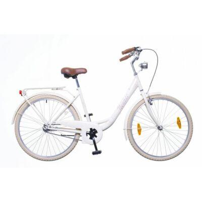 Neuzer Balaton Premium 28 1S női City Kerékpár szürke/kék-narancs