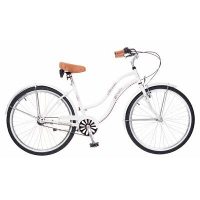 Neuzer California női Classic Kerékpár fehér