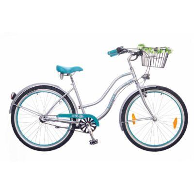 Neuzer Picnic női Cruiser Kerékpár ezüst