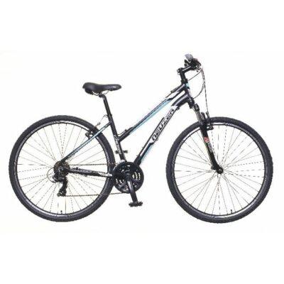 Neuzer X100 női Cross Kerékpár fekete/fehér-kék