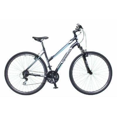 Neuzer X200 női Cross Kerékpár fekete/fehér-kék