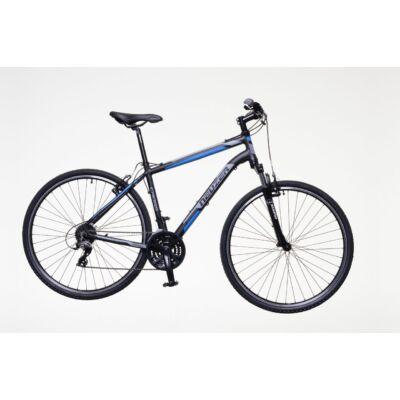 Neuzer X200 férfi Cross Kerékpár fekete/kék-szürke