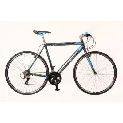 Neuzer Courier Fitness Kerékpár antracit-cián