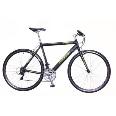 Neuzer Courier DT férfi Fitness Kerékpár fekete/zöld-szürke