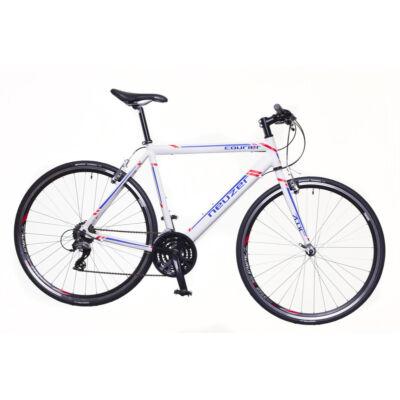 Neuzer Courier férfi Fitness Kerékpár fehér/kék-piros