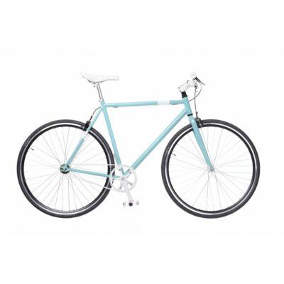 Neuzer Skid Fixi Kerékpár celeste/fehér