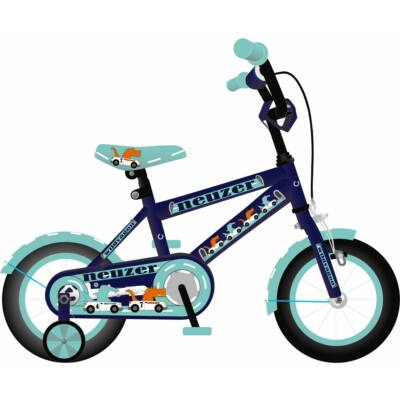 Neuzer BMX 12 fiú Gyerek Kerékpár királykék