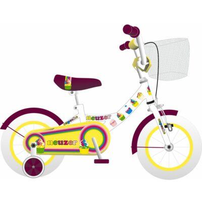 Neuzer BMX 12 lány Gyerek Kerékpár fehér