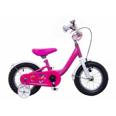 Neuzer BMX 12 lány Használt Gyerek Kerékpár pink/fehér-pink