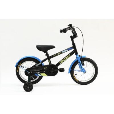 Neuzer BMX 14 fiú Gyerek Kerékpár fekete-sárga-kék