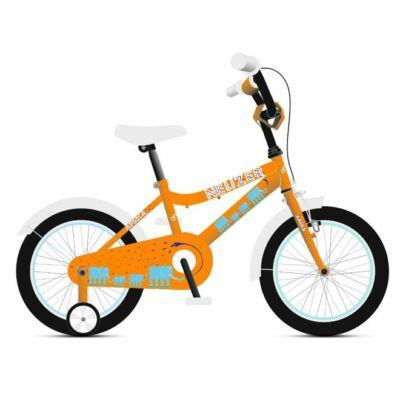Neuzer BMX 16 fiú Gyerek Kerékpár narancs