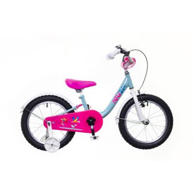 Neuzer BMX 16 lány pisztácia/fehér-pink Gyerek Kerékpár