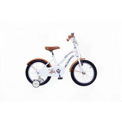 Neuzer Cruiser 16 lány Gyerek Kerékpár fehér