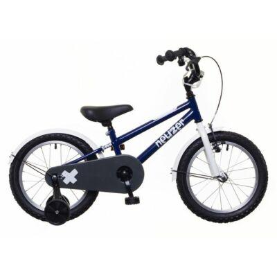 Neuzer BMX 16 fiú Gyerek Kerékpár kék/fehér