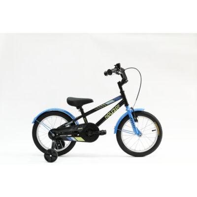Neuzer BMX 16 fiú Gyerek Kerékpár fekete-sárga-kék