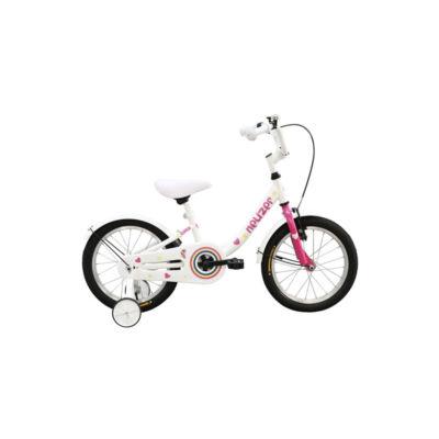 Neuzer BMX 16 lány Gyerek Kerékpár fehér-pink