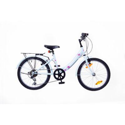 Neuzer Cindy 20 City lány Gyerek Kerékpár babyblue