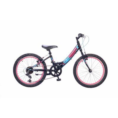 Neuzer Maja 20 6S lány Gyerek Kerékpár fekete