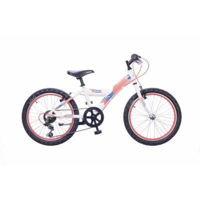 Neuzer Max 20 6S Gyerek Kerékpár fehér
