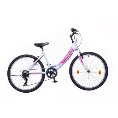 Neuzer Cindy 20 6s Gyerek Kerékpár fehér/fehér-pink