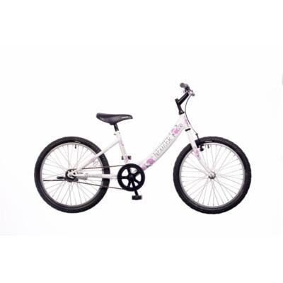 Neuzer Cindy 24 1S lány Gyerek Kerékpár fehér