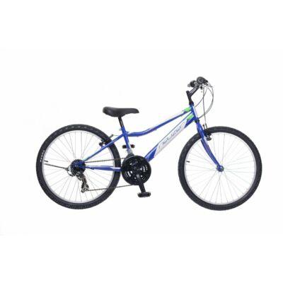 Neuzer Bobby 24 18S fiú Gyerek Kerékpár éjkék