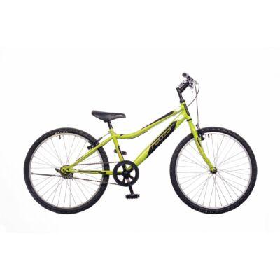 Neuzer Bobby 24 1S fiú Gyerek Kerékpár neonzöld