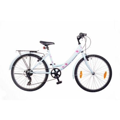 Neuzer Cindy 24 City lány Gyerek  Kerékpár babyblue