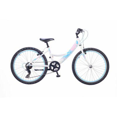 Neuzer Maja 24 6S Gyerek Kerékpár fehér